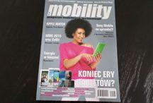 ALL-DOCK w Mobility / ALL-DOCK otrzymał najwyższą notę w teście magazynu MOBILITY. Pięć gwiazdek na pięć możliwych :)