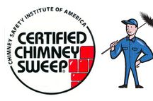 CSIA Chimney Sweep / Matt Kastlunger is a certified Chimney Safety Institute of America chimney sweep.