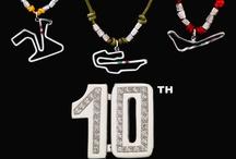 10th anniversary CIRCUITI Jewels