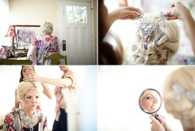 All About the Bride / by Megan Lucks
