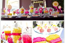 party ideas / by Traci Ybarra