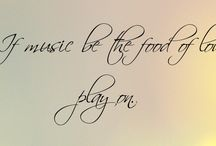 Music Makes the World Go 'Round! / by Kay Penner