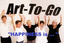 ART-TO-GO 2015 / Fundraising Art Show to benefit The Artists Fund at Festival of Arts Laguna Beach