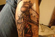 Barber tatoo