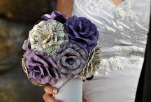bouquet paper / bouquet di carta