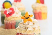 Cupcakes / cupcakes, cake, small cake ,dessert, recipes, food