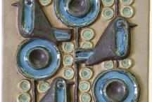 keramické koláže