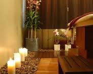 decoracion de masaje