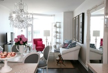 Home Sweet Home {Decor} / by Trammy