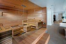 krásná sauna