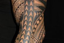 Arm tattoo