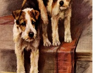 Awesome Dogs / by Mary Beth Zweygardt