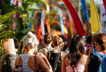 2014 BaliSpirit Festival / Yoga, Music and Dance Festival in Ubud, Bali
