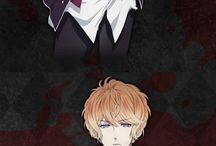 Diabolik Lovers / DL Boys and Yui