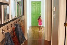 Mudroom, entry, ditch your coat.