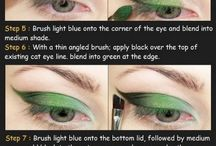 Nail polish & makeup  / by Mara Daviduk