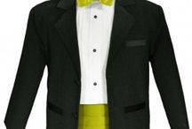 Green Tuxedo Packages