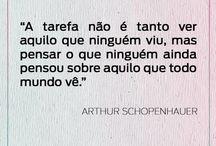 A. Schopenhauer / #filosofia #frases #pensamentos #quotes #pensador #arthurschopenhauer #schopenhauer #coisaemsi #psicologia