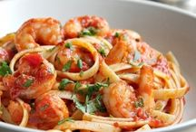 Pasta/Mac/Pierogi / by Brie Denise