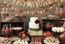 september wedding shower ideas
