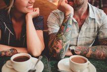 Pessoas e Casais Descolados  / Pessoas Casais descolados e felizes