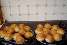 Zelf brood/crackers maken