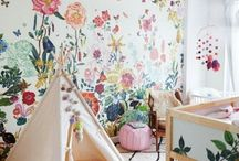 Murals for girls