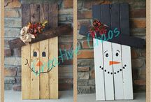 seasonal decor diy