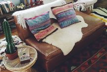 HOME: Living Room / by Madison Rademacher