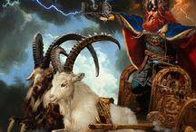 Gods & Myth's