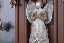 Christmas Angels to make