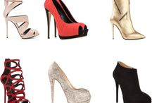 In her shoes.... / Give a girl the right pair of shoes and she can conquer the world.