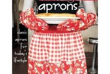 Aprons! / I love aprons!