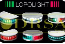 Underwater boat lights / LEDs are referred to as solid state lights, which basically means the LED is a lot more like a transistor compared to a light bulb. LEDs have no glass bulb, no vacuum or inner gases, and also most notably, no fragile cord filament to damage or shed out.  http://www.drsa.com/