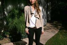 A/W Wardrobe Inspiration