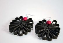 licorice flowers / Hungarian upcycled jewellery and accessories  https://www.facebook.com/pages/Licorice/647871428589723