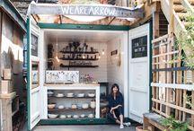 Small cafe ideas