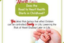 CHILDHOOD HEART HEALTH