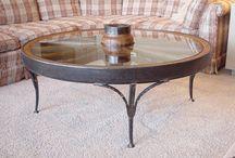 szekérkerék asztal2