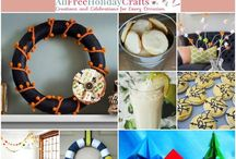New Holiday Crafts / Here you'll find new holiday crafts, party ideas, and pretty much anything else that's new on AllFreeHolidayCrafts.com - enjoy!