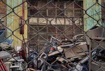 Scrap yards / Junk yards