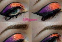Egypt day Eye makeup ideas / by Jolie Lindley