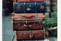 Old Suitcases / by Patsy Albrecht