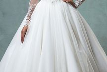 Vysněné svatební šaty