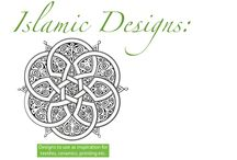 Geometricks - Islamic, Arabesque & Moroccan Design