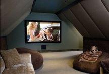 (wip) house planning | movie bunk room