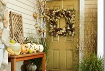 Doors, porches and entryways / by Andi Goins
