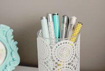 Office ideas / by Sherry Cook Jones