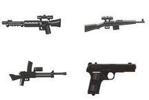 Custom LEGO Guns - WWII Toy Weapons
