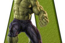 Hulk letras